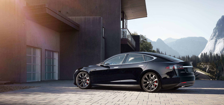 Tesla Model S (1920x1200) 11